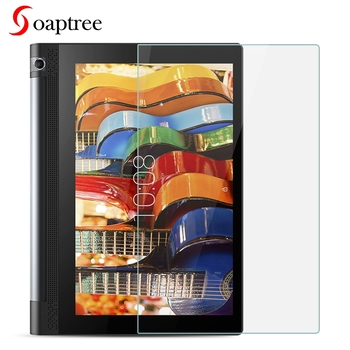 Soaptree Tempered Glass For Lenovo Miix 310 320 10.1 Yoga Tab 2 1050F Tab 3 Yt3 850F X50F Tab 3 Plus Tablet Screen Protectors