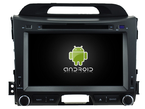 Android 8 0 octa core 4GB RAM car dvd player for KIA SPORTAGE 2010 2014 ips