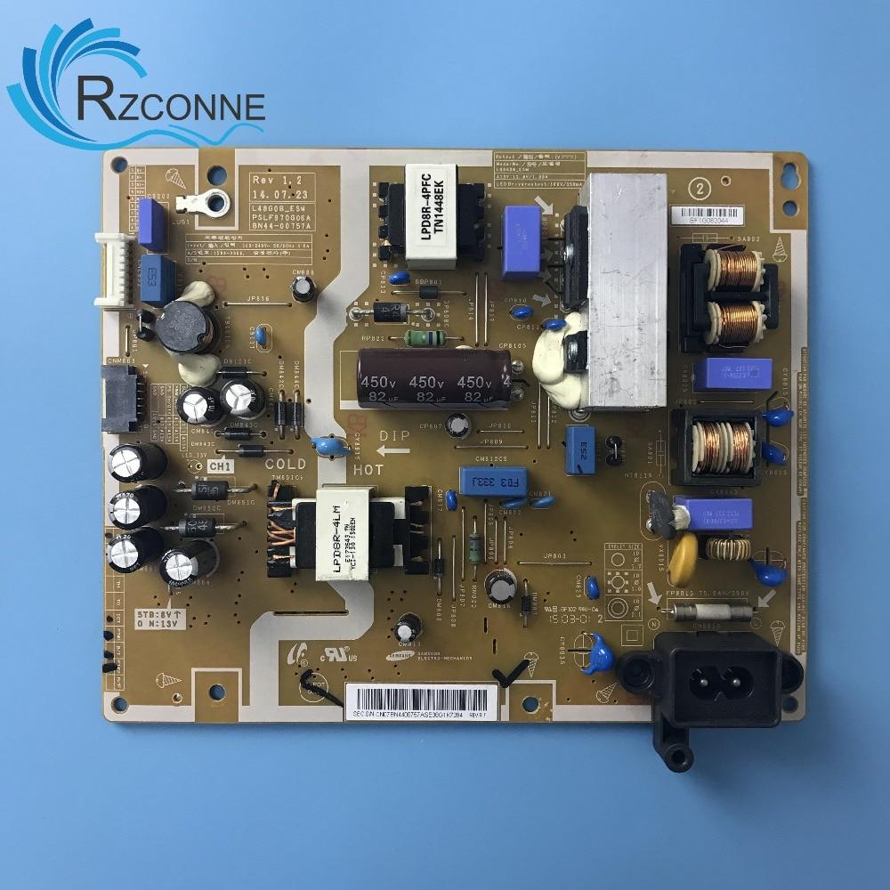 Power Board Card Supply For Samsung TV BN44-00757A PSLF970G06A L48G0B_ESM UE39F5300AK UE48H5003AK UE48H4200AW UA48H4288AJ