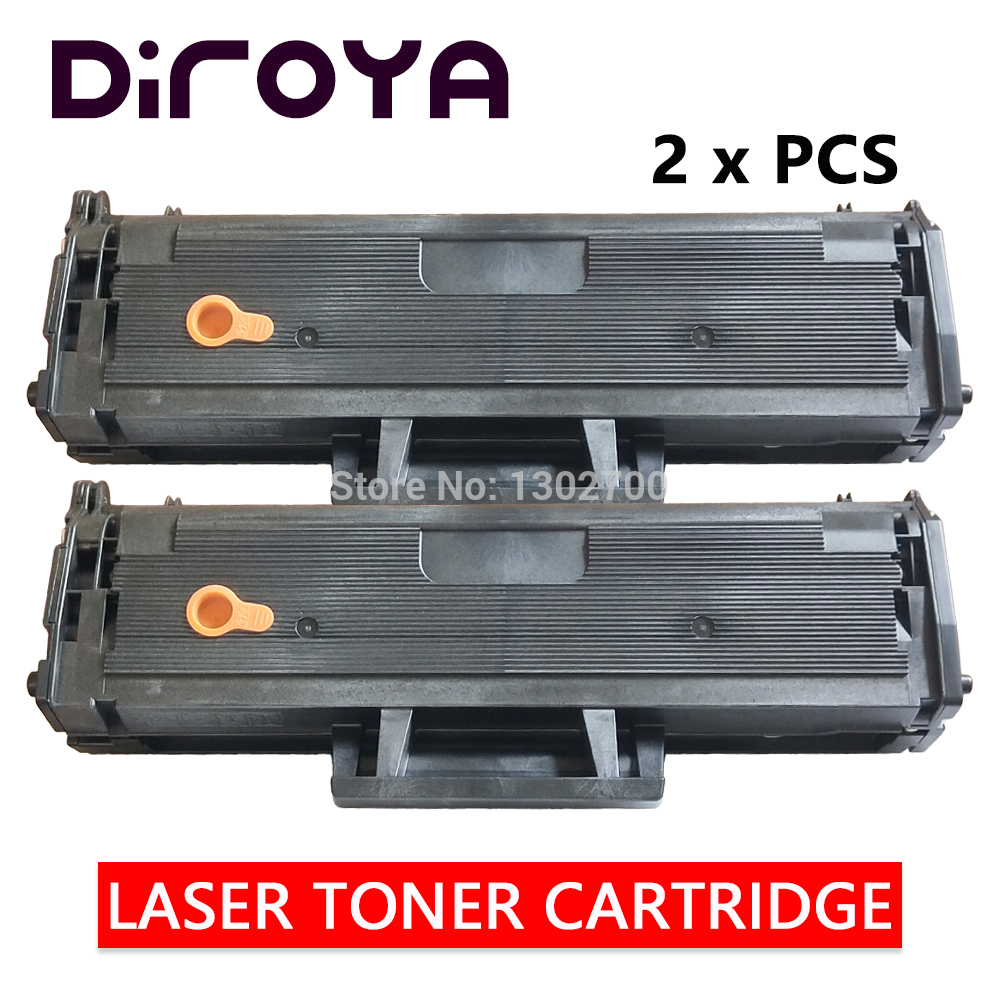 2PCS New upgrade mlt-d111s mlt d111s 111s 111 d111 toner cartridge for Samsung M2020W M2022 M2070 M2020 M2078 M2026 M2077 powder купить недорого в Москве