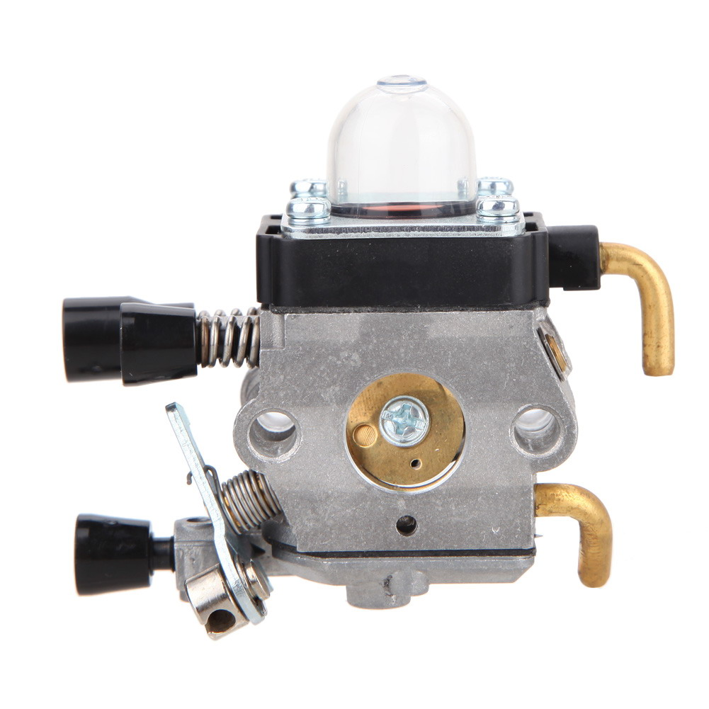 Motorcycle Carburetor Carb Fit STIHL FS55 FS55 T FC55 KM55R HL45 FS55T FC55 Trimmer Cutters For Dirt Bike Kart Carb Choke carbur genuine keihin carburetor for honda gx390 gx420 ax390 ic390 motor water pump mini bike go kart carb rammer carburettor go kart