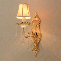 Bathroom Vanity Lighting LED Wall Sconces Reading Lamps Vintage Wall Lamp Gold Wall Lights Children's Wall mounted Lamps Bedroom