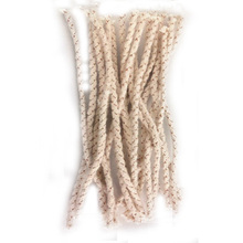 100pcs Lot Copper Wire Cotton core Wick for Kerosene Oil Lighters Cotton Thread Replacement in Lighters Survival Kit(China)