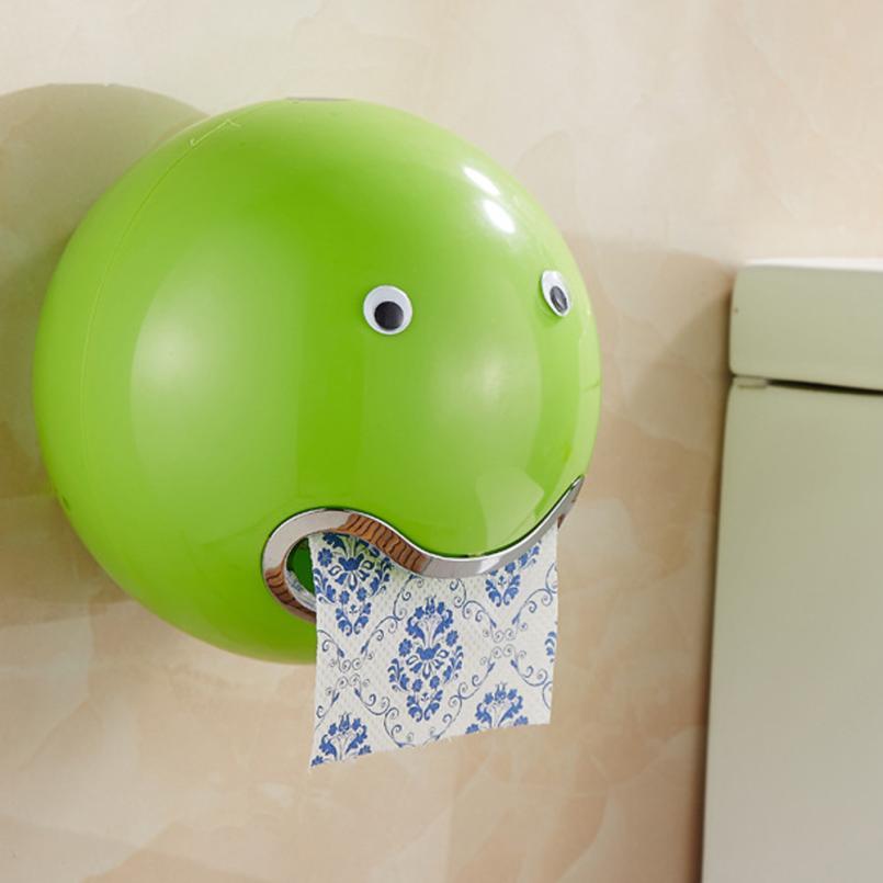 Ball Shaped Cute Emoji Bathroom Toilet Waterproof Toilet