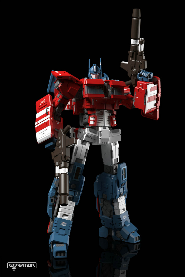 (Pre-sale)Toys G-creation GDW-01 IDW Optimus Prime.