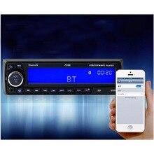 Audio del coche Coche reproductor de mp3 compatible con Bluetooth del teléfono del coche del Bluetooth de radio de música del disco de U