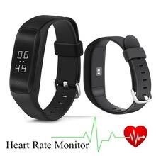 C5 Умный Браслет Браслет Bluetooth 4.2 Монитор Сердечного ритма Фитнес-Трекер Smartband для Android IOS