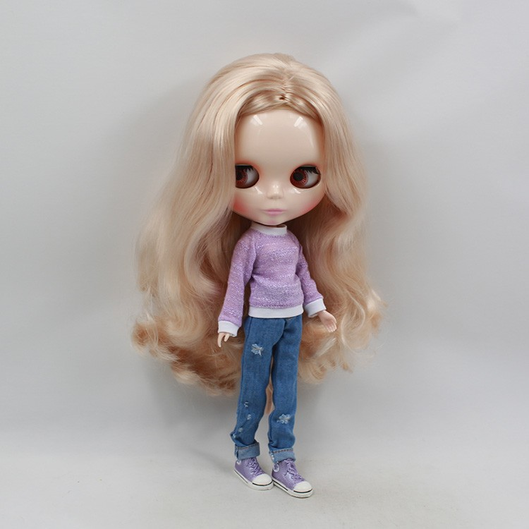 Neo Blythe Doll Outfit Jeans 1