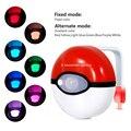 Humanos asientos motion sensor automático de luz led taza del inodoro baño pokemon ir 8 colores accesorios de iluminación novelty
