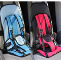 Acessorio de carro assento cadeira de segurança cinto de almofada para criana 3-8 anos portatil
