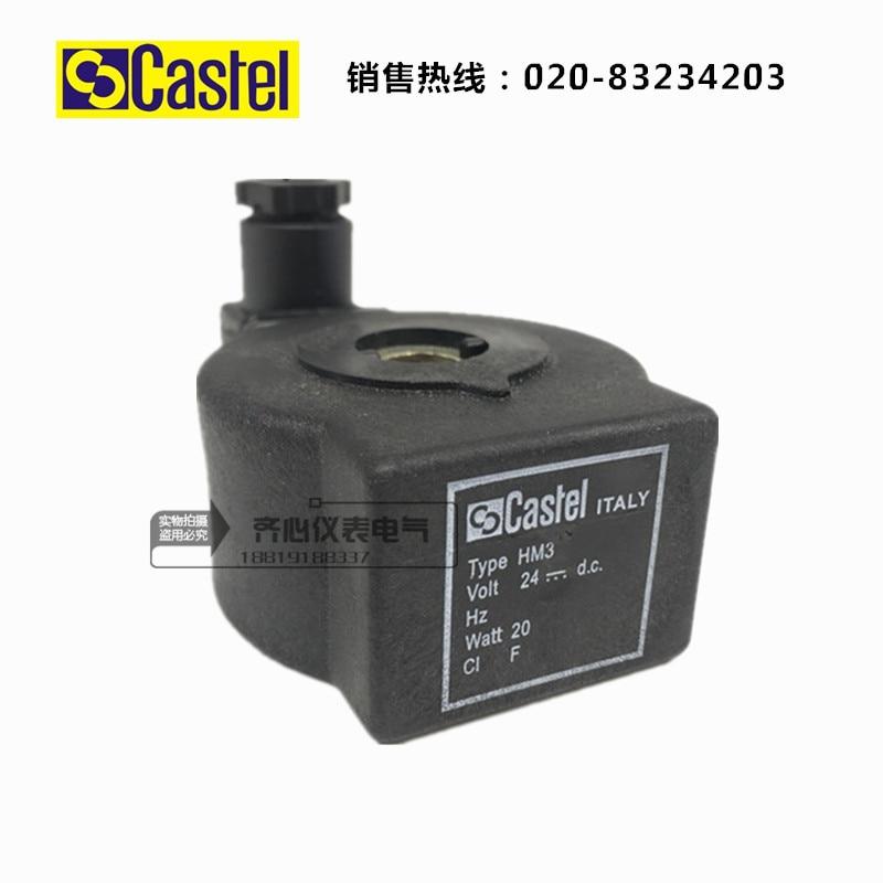 Castrol Castel solenoid valve coil repair kit Type HM3 DC24V DC12V 20W жидкость тормозная castrol dot 4 1л