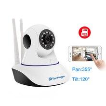 Techage 1080 P 720 P Беспроводной IP Камера Ночное видение детские для слежки за домашней безопасностью 2MP 2-путь аудиозаписи Wi-Fi камера видеонаблюдения Yoosee APP