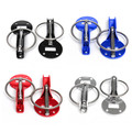 2016 New Universal Practical Alloy Mount Bonnet Hood Pin Pins Lock Latch Kit RaceCar Motorcycle