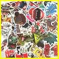 50 случайные смешанные Наклейки для Сноуборд Скейтборд Ноутбук Камера Автомобиля Холодильник Телефон DIY игрушка Укладки Этикеты Винила home decor Стикер