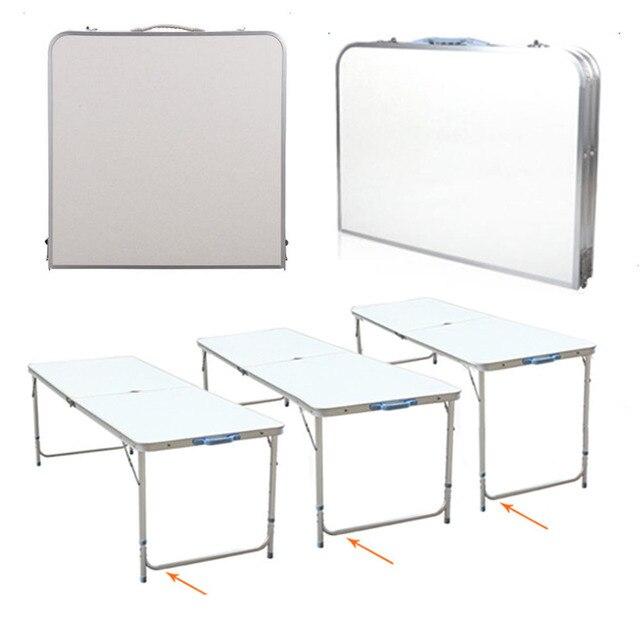 120 x 60 x 70 4Ft Portable Folding Table  4