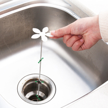 2pcs shower drain hair catcher stopper clog sink strainer bathroom kitchen sewer drain clean filter strap