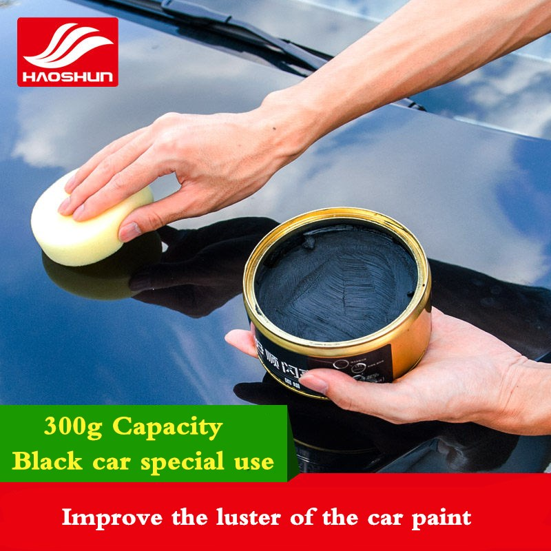 Auto Care Car paint care Wax polishing paste Anti-scratch Car repair agent Cystal Plating Waterproof black hard wax glossy layer цена