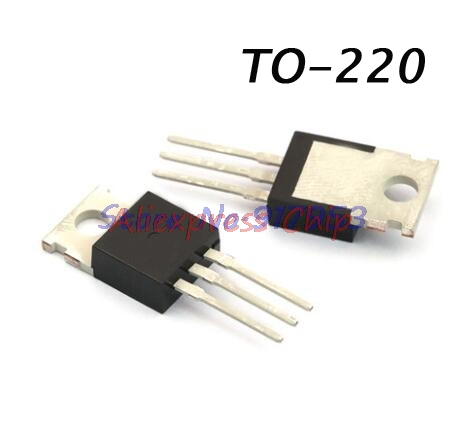US $0 25 11% OFF|1pcs/lot IRF510N TO 220 IRF510NPBF IRF510 MOSFET N Chan  100V 5 6 Amp New original free shipping In Stock-in Integrated Circuits  from