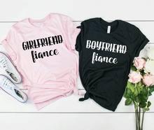 Sugarbaby boyfriend fiance/рубашка невесты с надписью «i said