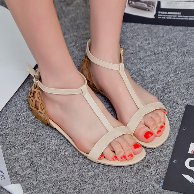 Plus Size Ladies Shoes Women Shoes High Heel 2017 Sapato Feminino Summer Style Summer Shoes Chaussure Femme 313