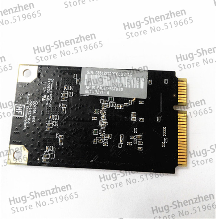 Купить с кэшбэком 1PCS High Quality Airport Extreme AR5BXB112 Wireless WIFI Card For All Mac Pro 2006-2012 machine AR9380