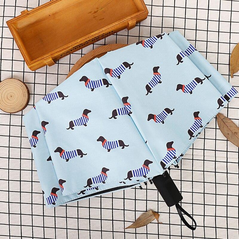 Dog Lovers Pocket Umbrella - NEW ARRIVAL 1