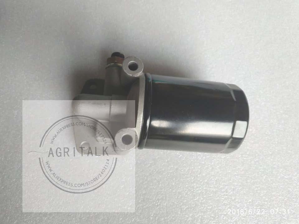 Fengshou FS180 184 avec moteur J285T (IL212I-CAA), le montage du filtre à huile, référence: