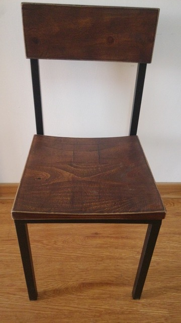 American country style furniture industry LOFT /recycling old fir furniture  / antique wooden chair