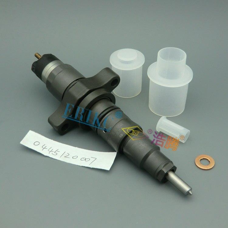 ERIKC Rampe Commune Injecteur 0 445 120 007 Carburant Buse D'injection 0445120007 0986435508 (0 986 435 508) pour Iveco