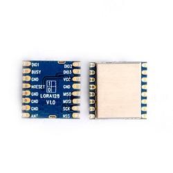 2sets/lot LoRa1280 Long distance SX1280 chip 2.4GHz wireless transceiver LoRa 2.4G radio modem