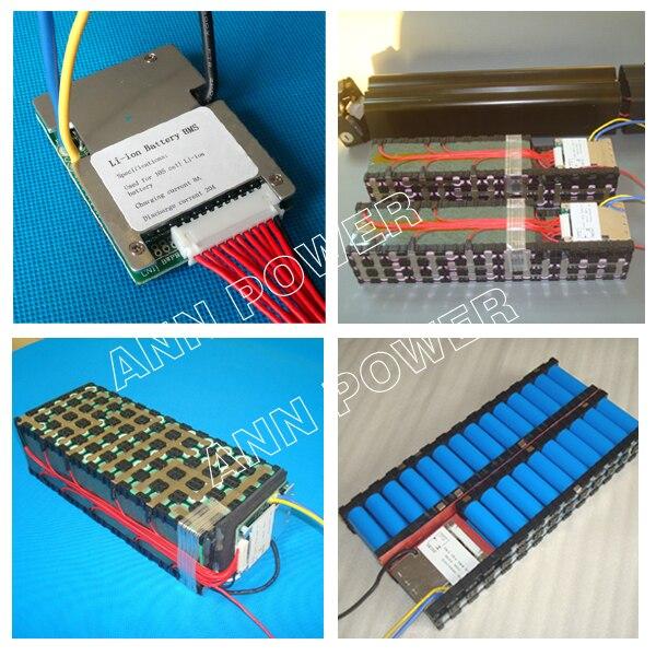 Conjunto de Bateria 15a bateria 12ah 15ah descarga Marca : X Pack