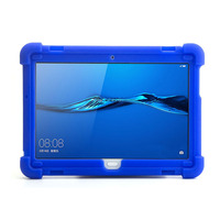 Tablet Cover Case For Huawei MediaPad M3 Lite 10 0 Silicone Rugged Case For Huawei M3