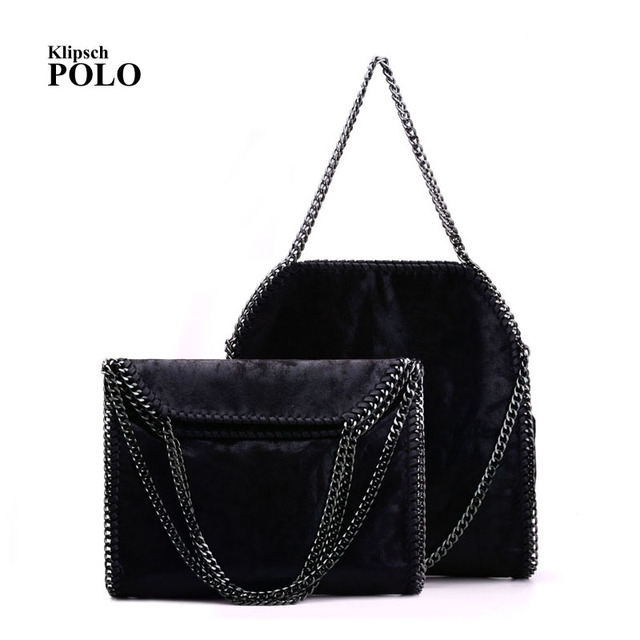 Women Crossbody Bags Falabellas leather Shoulder Bag stella 3 silver chains  Bolso Socialite Tote Fashion Sac A Main Lady Torba 345f9fbfffe43