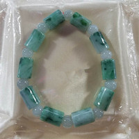 Natural yu transfer beads string yu couples hand ornaments/