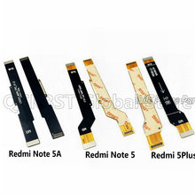 New Motherboard For Xiaomi Redmi Note 5 Plus / Note 5A Main Mother Board Connector LCD Flex