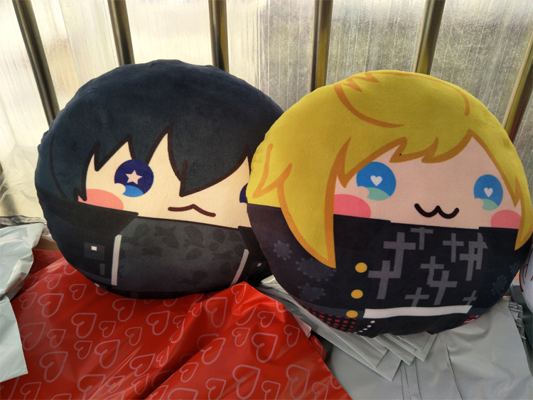 Final Fantasy FF15 Noctis Prompto Pillow Cushion Cos Gift font b Anime b font Plush Toys