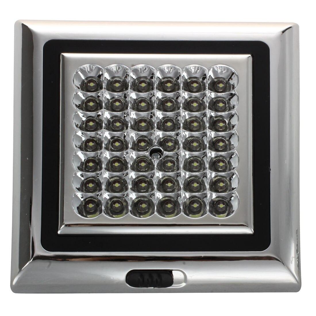 42-LED Brilliant White Car Auto Ceiling Dome Interior Light Lamp DC 12V 5W