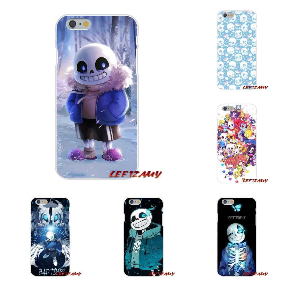 undertale papyrus sans doggo Soft Transparent Case Covers For Xiaomi Redmi 3 3S 4A 5A Pro Mi4 Mi4C Mi5S Mi6X Mi Max2 Note 3 4 5A