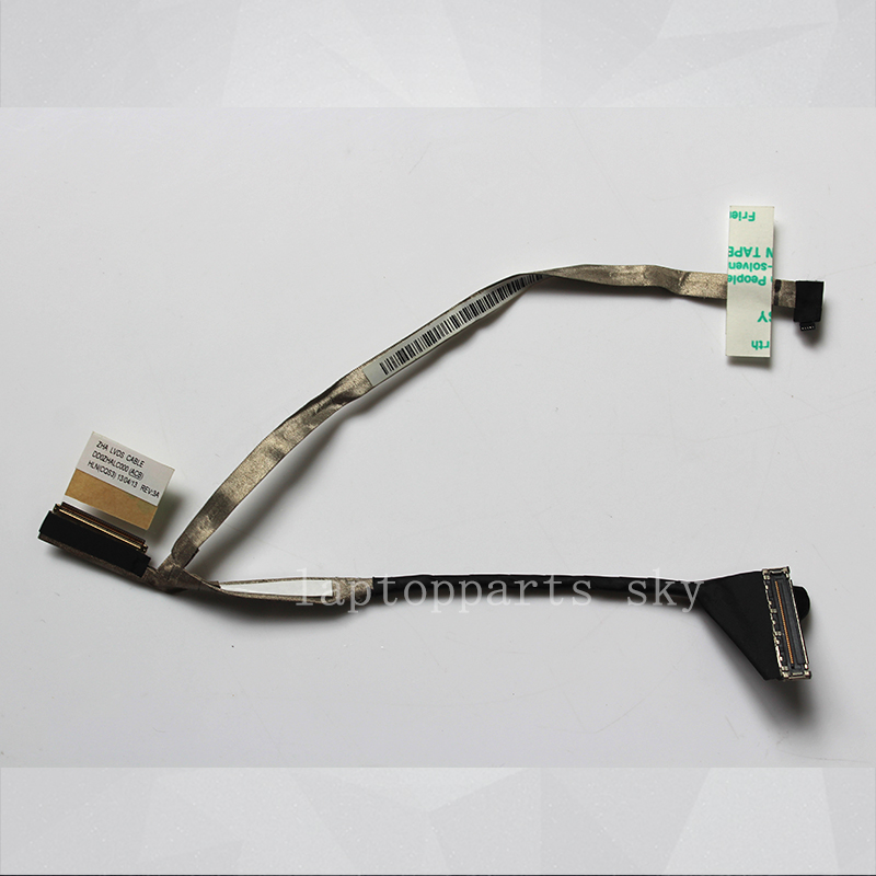 NEW ZHA LVDS Cable for ACER Aspire One 725 V5-121 V5-121P LCD cable P/N DD0ZHALC000