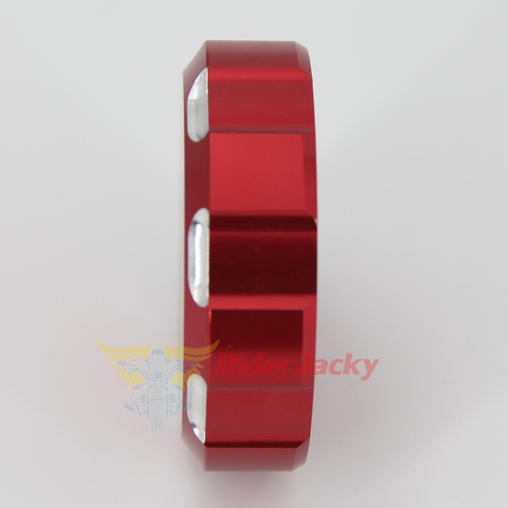 Red crazy sport For DUCATI 1098//R//S 2007-2009 Front Brake Clutch /& Rear Brake Reservoir Cover Cap Oil Tank Cup Motorcycle Accessories With Logo