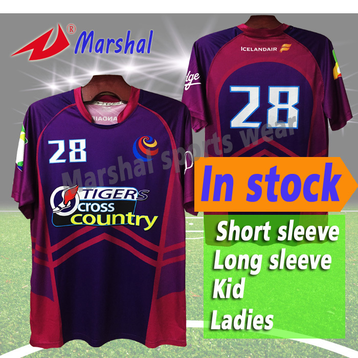 c5c10afdcc7 2019 New sublimation design 100% grade original soccer jersey from thailand  Customized Children Football Jerseys Men or Boys -in Soccer Jerseys from  Sports ...