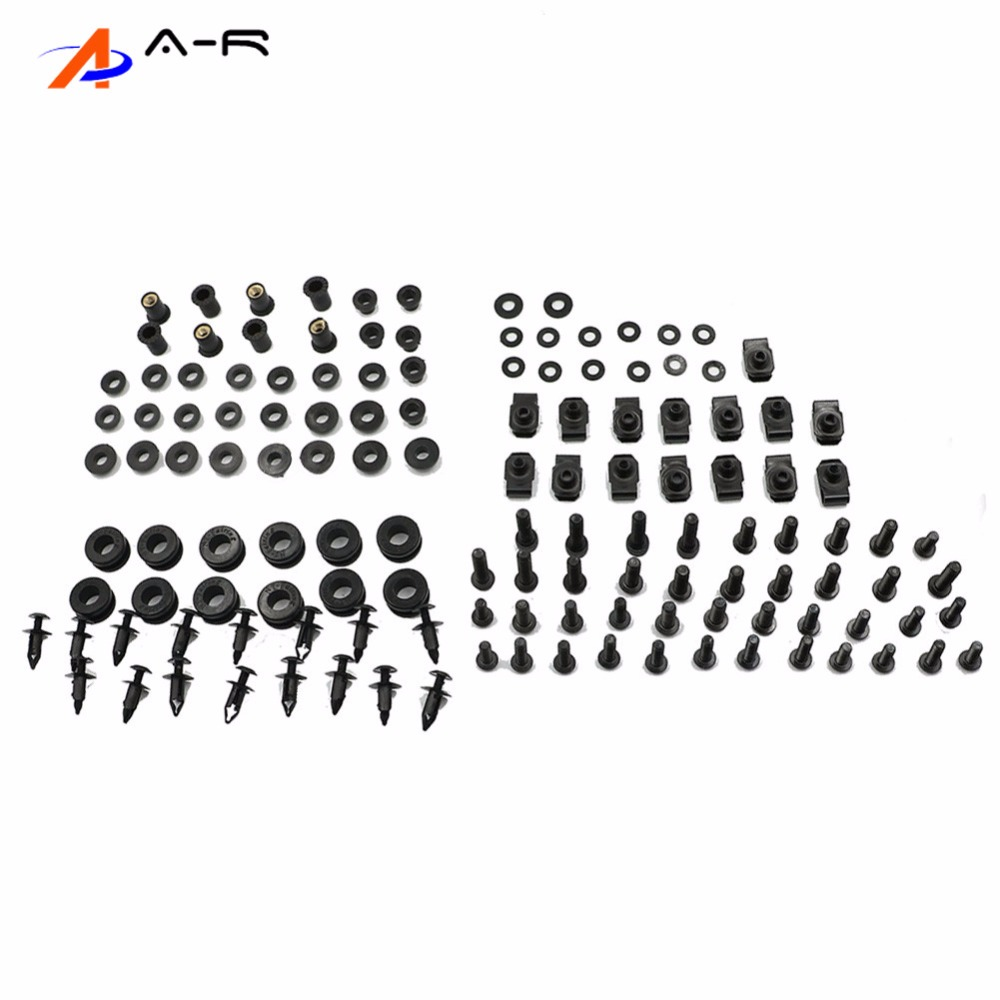 Kit Bolt Fastener Motor Fairing Bolts Screw For Suzuki