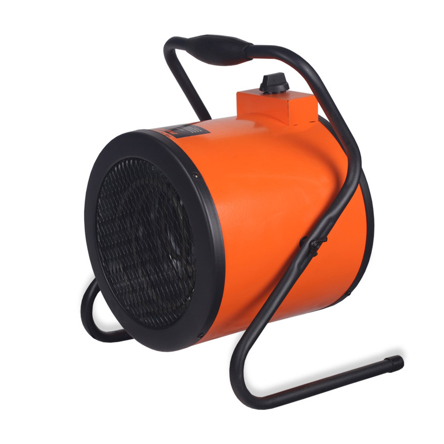 Electric heat cannon PATRIOT PT-R 3 castle r deadly heat