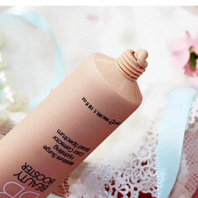 2017 Nouveau Égayer Base Maquillage Kit Soleil Bloc Longue Durée Étanche Visage Blanchissant Marque Fondation Hengfang BB Crème 4