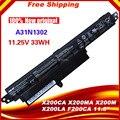 """11.25V 33WH Original A31N1302 Battery For ASUS VivoBook X200CA X200MA X200M X200LA F200CA 200CA 11.6"""" A31LMH2 A31LM9H"""