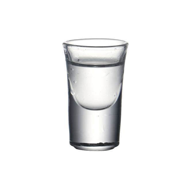 Liquor Glasses Set, 6 Pcs