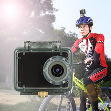 New Design Digital Full HD 1080P Sports/Trail/Hunting/Airsoft Camera  Touch Screen CL37-0004