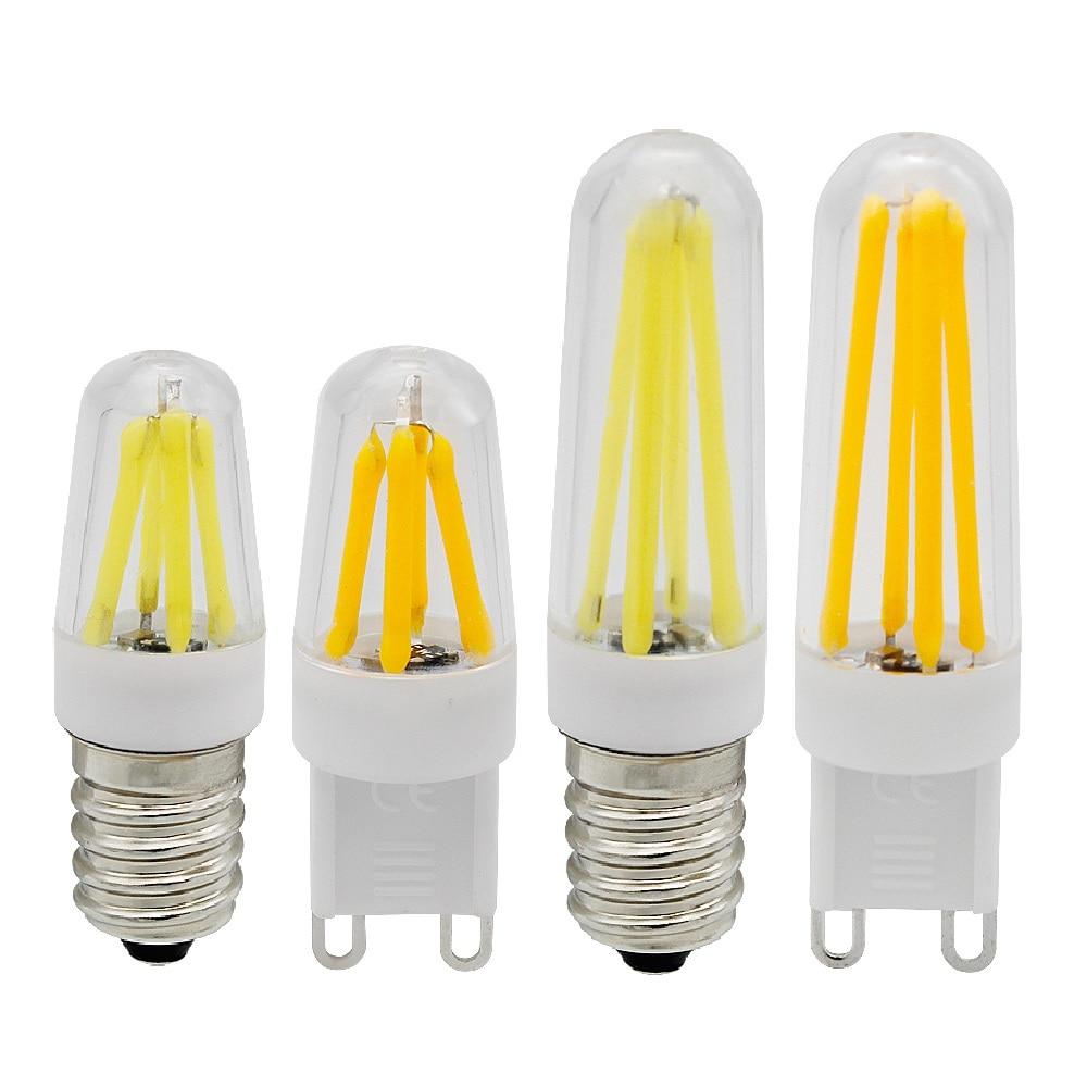Replace G9 COB 5OFF LED 220V Chandelier Spotlight in 2w Light ANBLUB 82 Dimmable Filament Halogen Bulb Lamp E14 4w LED US1 230V Bulbs LED AC 5ARj4L3q