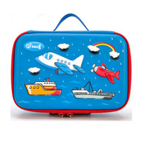 1PC Multi Function Pencil Case Large Capacity Primary School Student 3D Password Lock Boy Waterproof Portable Stationery Package|Pencil Cases| |  -