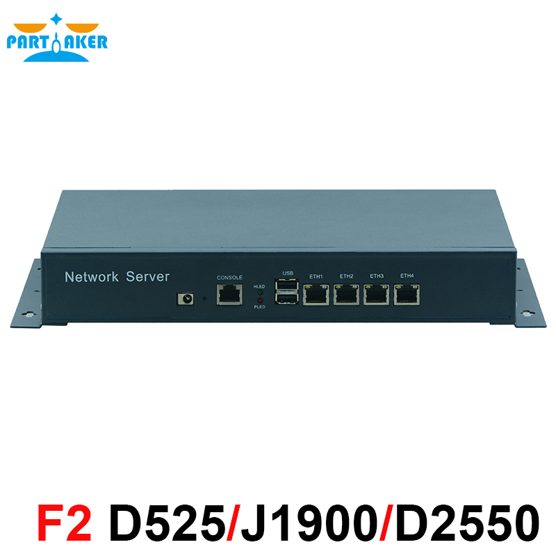 4 lan firewall pfsense firewall Onboard D2550 4*82583V Lan Desktop Network Firewall Appliance